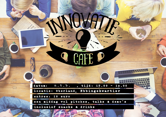 innovatie cafe