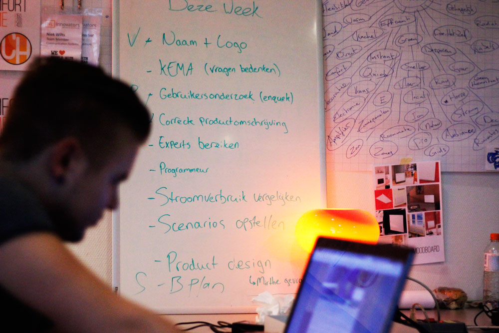 stralingswarmte NL Innovators studenten innovatie Groningen